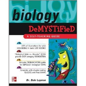 Biology Demystified (TAB Demystified)