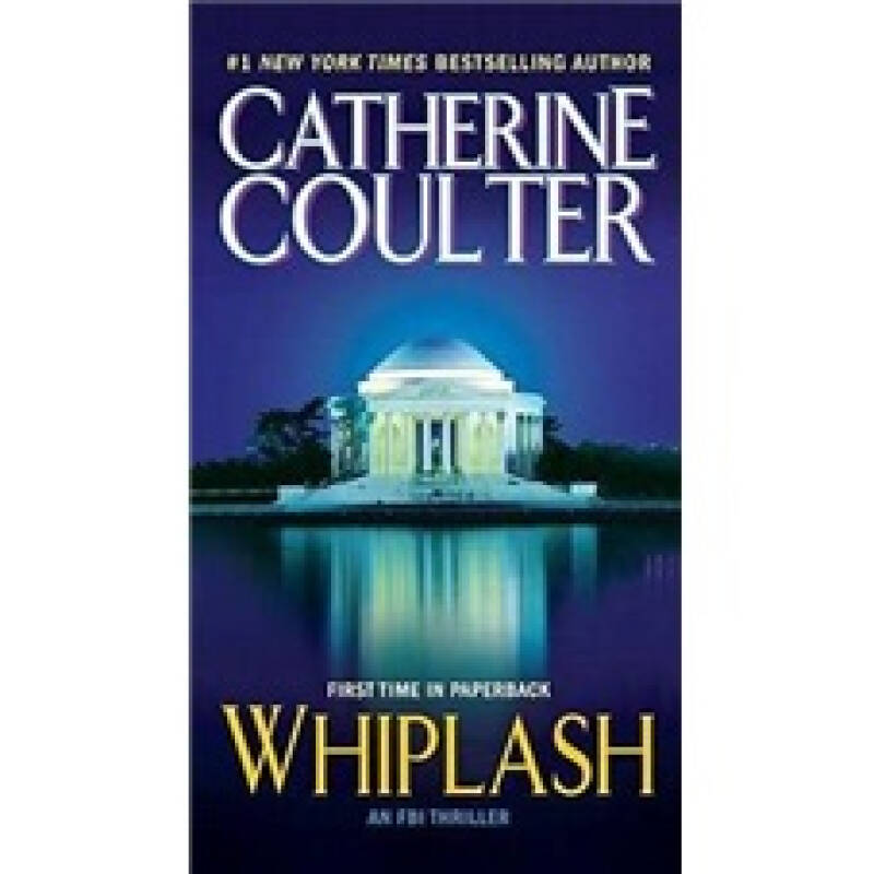 Whiplash FBI Series : Book 14
