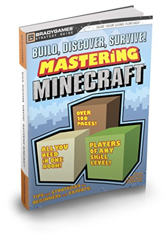 Build,Discover,Survive!MasteringMinecraftStrategyGuide