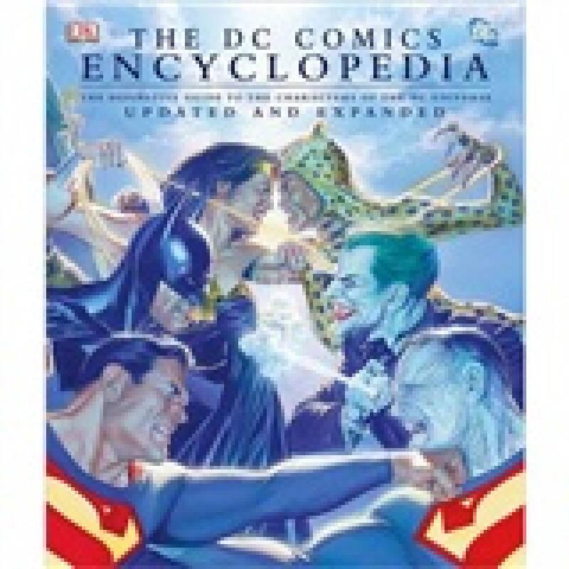 The DC Comics Encyclopedia[DC 漫画百科全书]