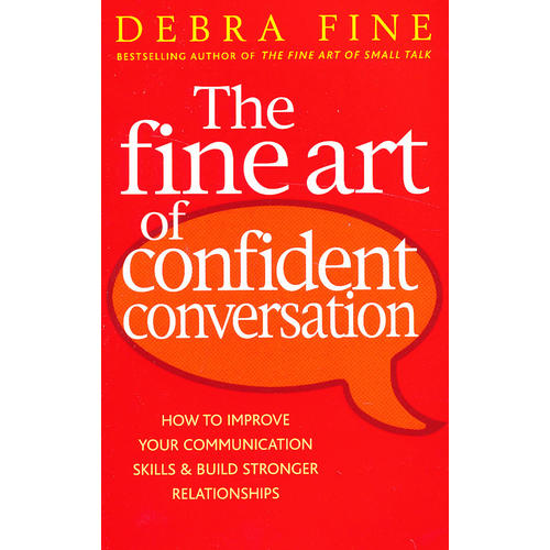 Fine Art Confident Conversation B