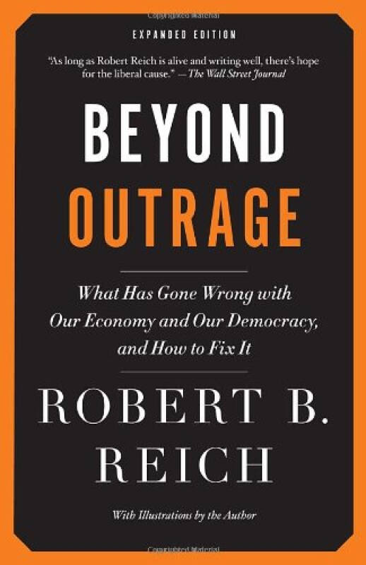Beyond Outrage: Expanded Edition  What has gone