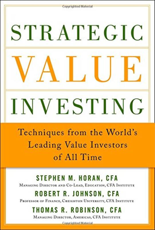 Strategic Value Investing: Practical Tec