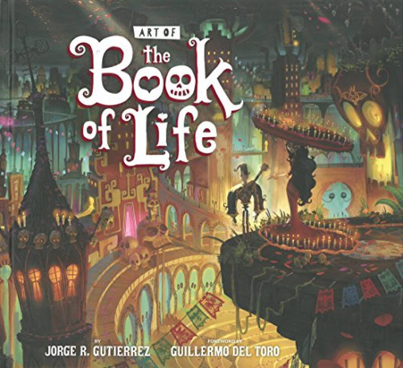 The Art of the Book of Life 英文原版
