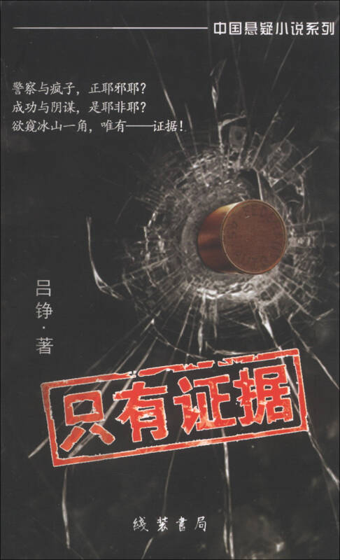 中国悬疑小说系列:只有证据