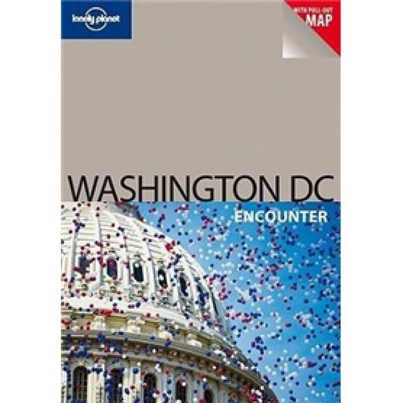 Lonely Planet: Washington DC Encounter孤独星球:邂逅华盛顿