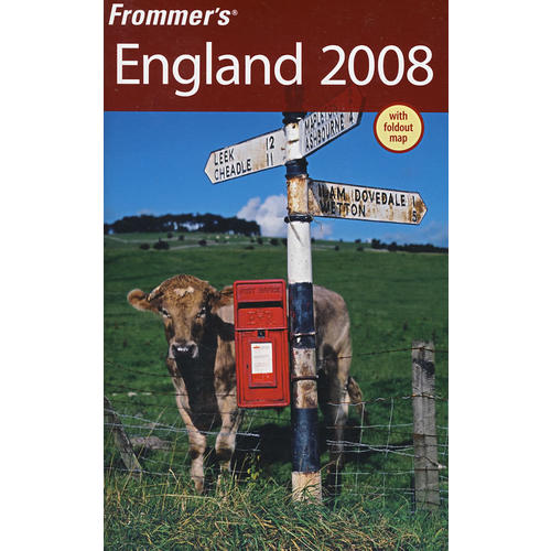Frommer英国旅游指南,2008 Frommers England 2008