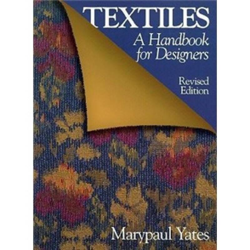 Textiles: A Handbook for Designers (A Norton professional book)