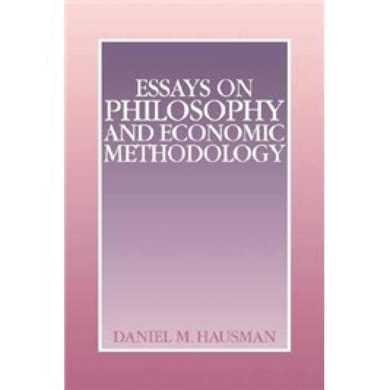 Essays on Philosophy and Economic Methodology