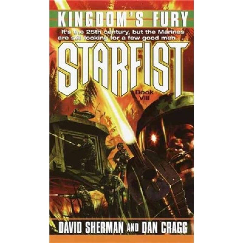 Starfist: Kingdoms Fury
