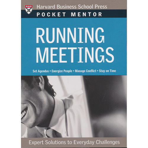 Running Meetings