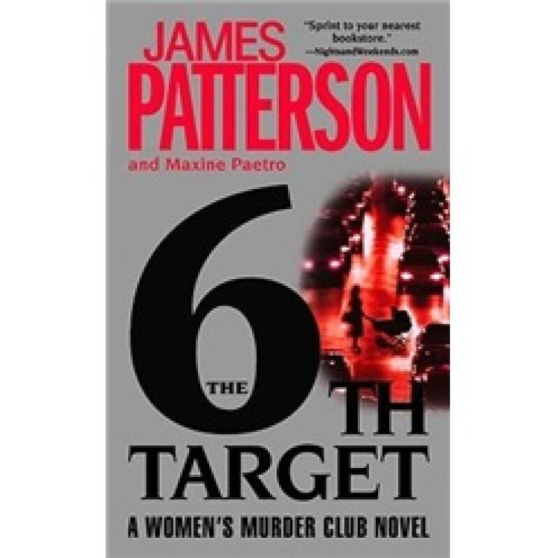 The 6th Target (The Womens Murder Club)