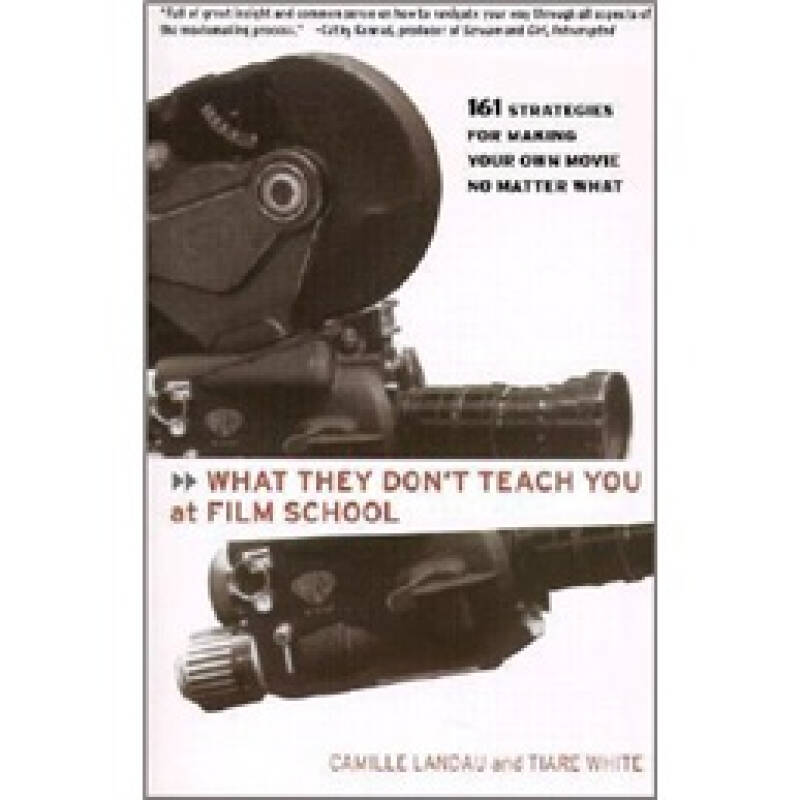 What They Dont Teach You at Film School: 161 Strategies For Making Your Own Movies No Matter What