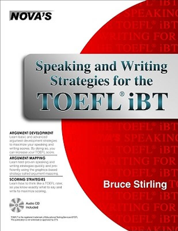 Speaking and Writing Strategies for the TOEFL iBT [With CDROM]