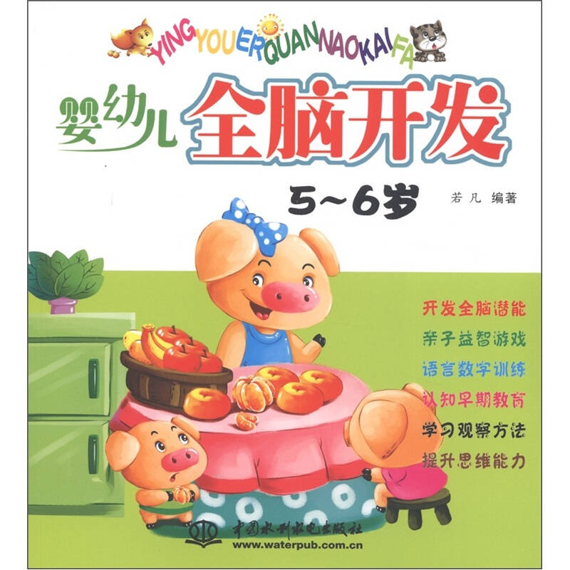 婴幼儿全脑开发(5-6岁)