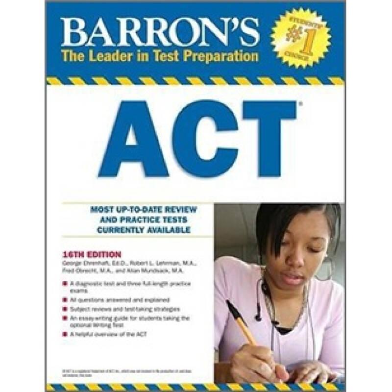Act (Barrons ACT)