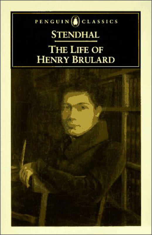 The Life of Henry Brulard (Penguin Classics)