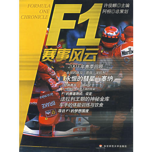 F1赛车风云