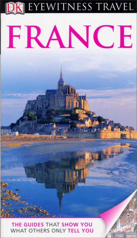 EYEWITNESSTRAVEL:FRANCE