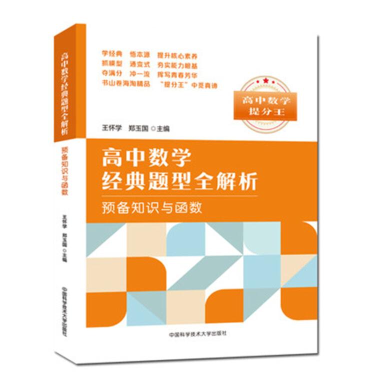 高中数学经典题型全解析:预备知识与函数