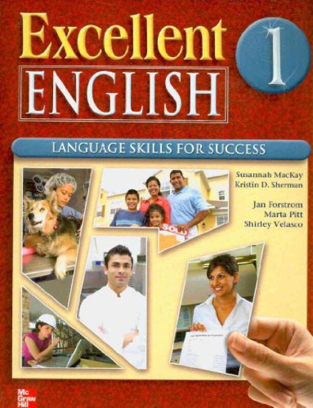 Excellent English Level 1 Student Book: Language Skills for Success