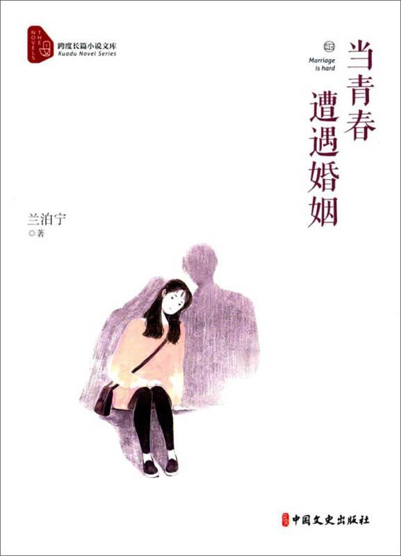 当青春遭遇婚姻/跨度长篇小说文库