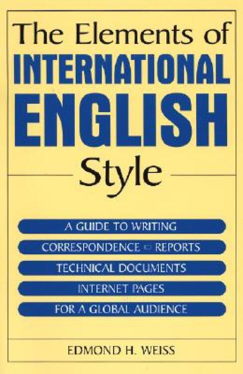 TheElementsofInternationalEnglishStyle