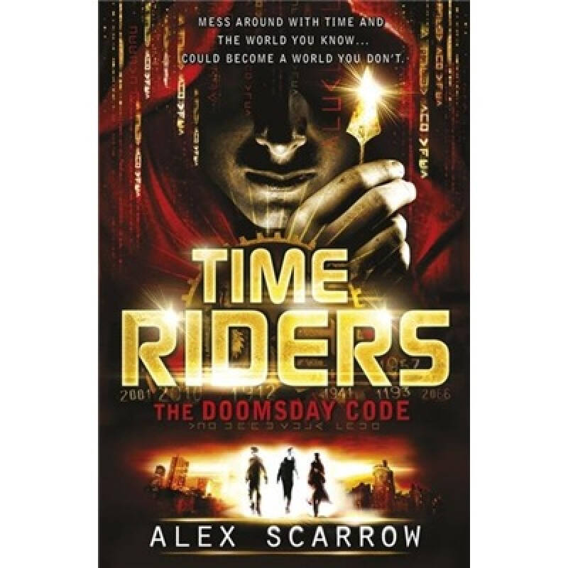 TimeRiders: The Doomsday Code[时光穿梭机:末日代码]