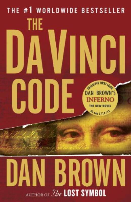 The Da Vinci Code达·芬奇密码