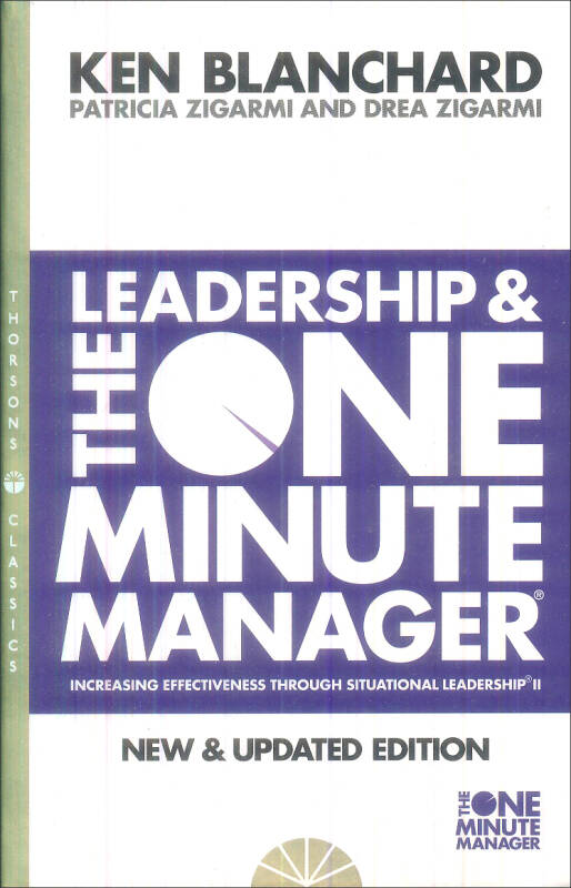 Leadership and the One Minute Manager[领导力(一分钟管理者系列)]