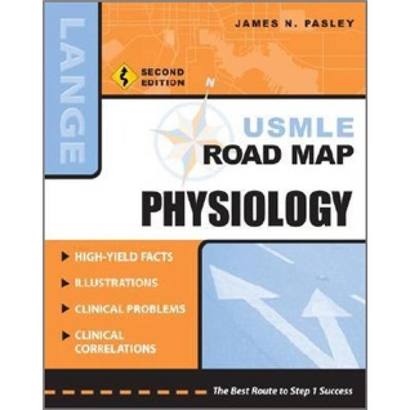 USMLE Road Map Physiology, Second Edition (LANGE USMLE Road Maps)