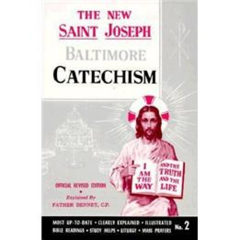 St Jos Baltimore Catechism (No