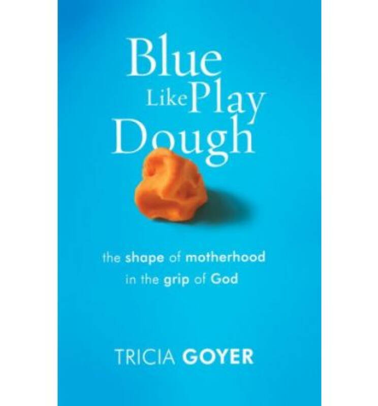 Blue Like Play Dough  The Shape of Motherhood in