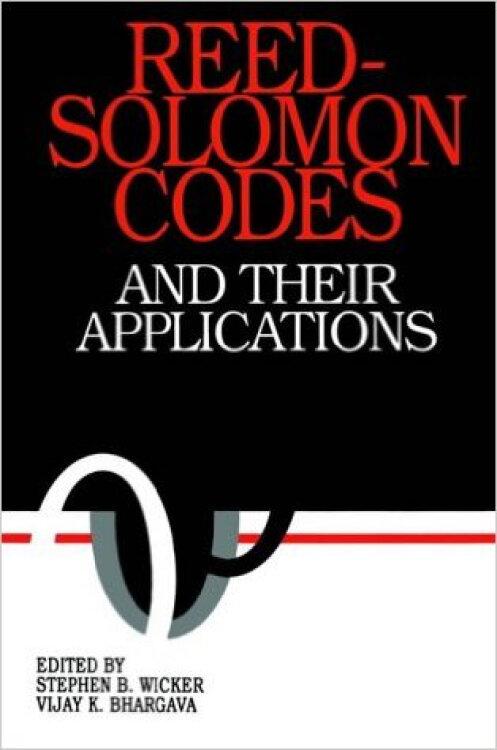 Reed-SolomonCodesandTheirApplications