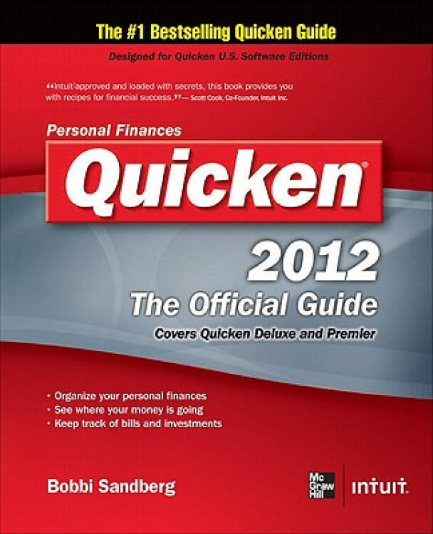 Quicken2012theOfficialGuide