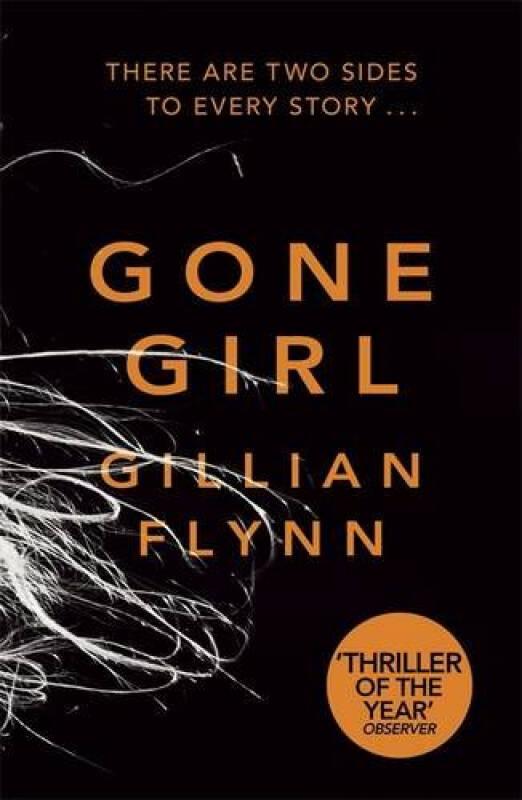 Gone Girl 消失的爱人 英文原版