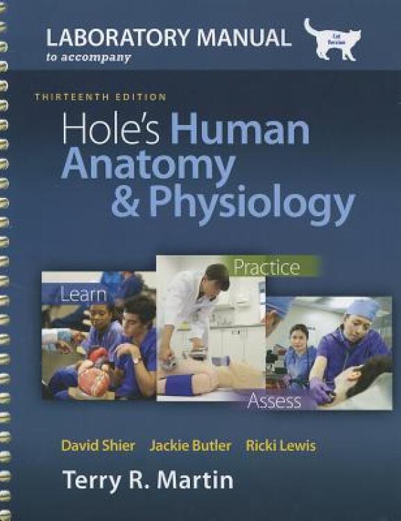 LaboratoryManualforHolesHumanAnatomy&PhysiologyCatVersion