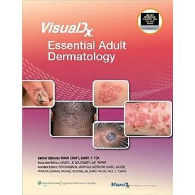 VisualDx: Essential Adult Dermatology (VisualDx: The Modern Library of Visual Medicine)