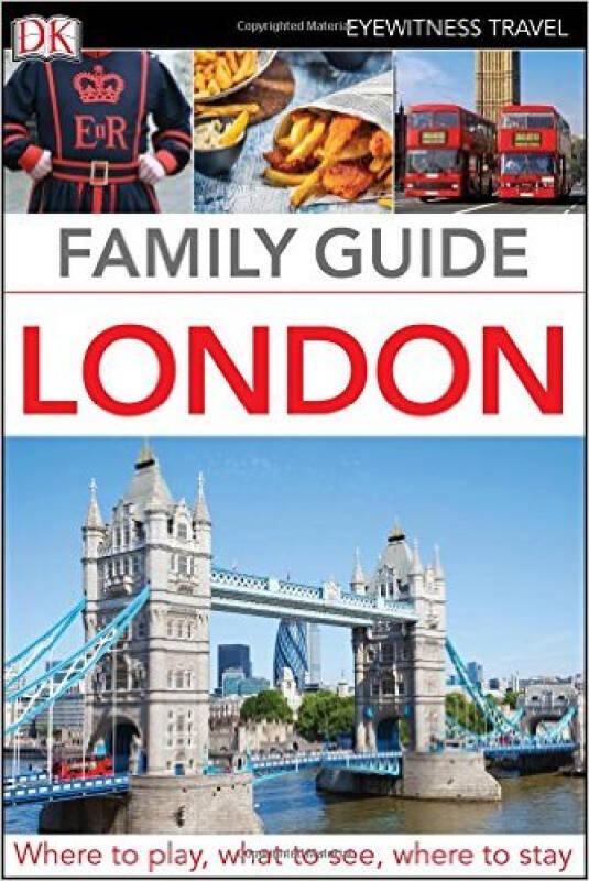 Eyewitness Travel Family Guide London (New Editi