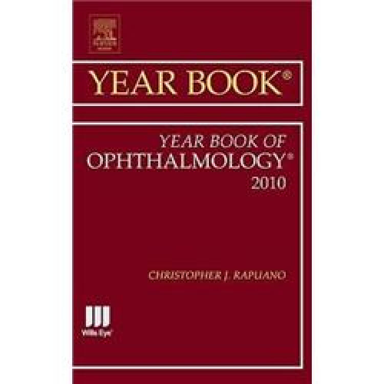 YearBookofOphthalmology2010眼科年鉴2010