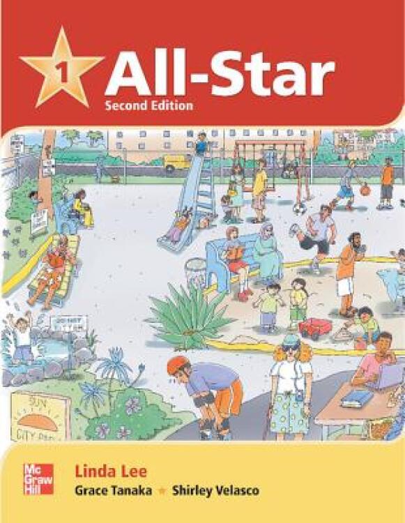 AllStarLevel1StudentBook
