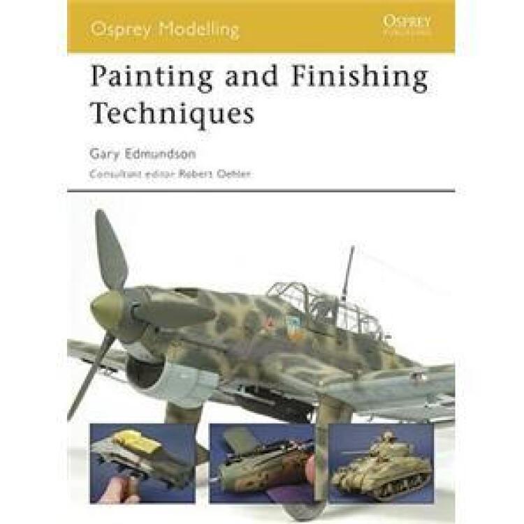 PaintingandFinishingTechniques(OspreyModelling)