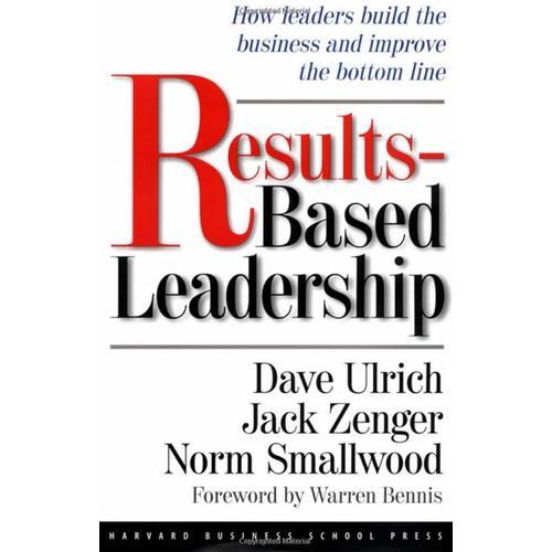 Results-Based Leadership