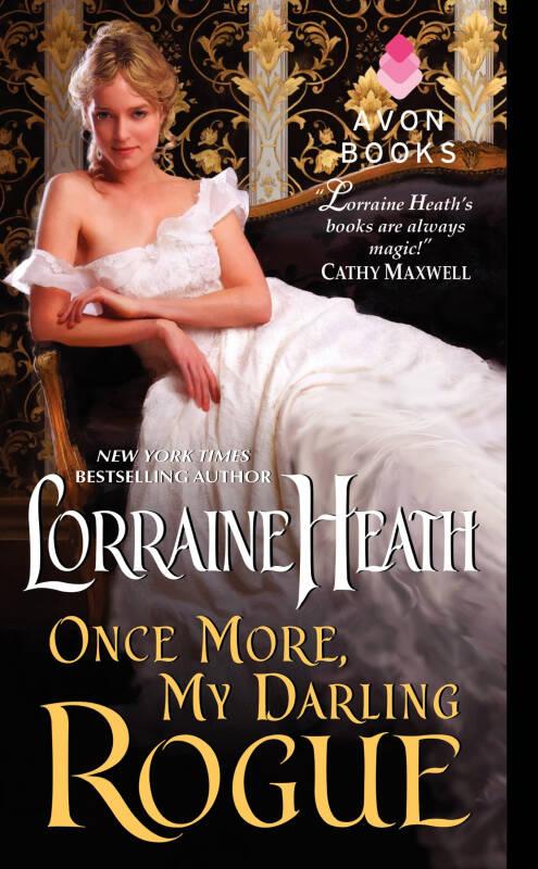 Once More, My Darling Rogue [Mass Market Paperback]