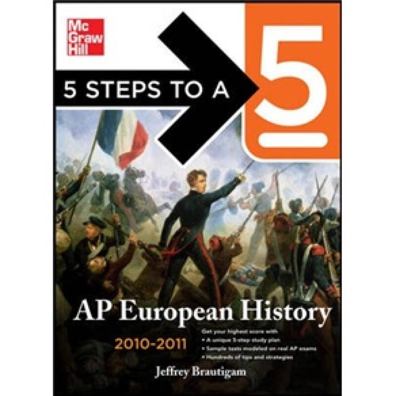 5 Steps to a 5 AP European History, 2010-2011 Edition
