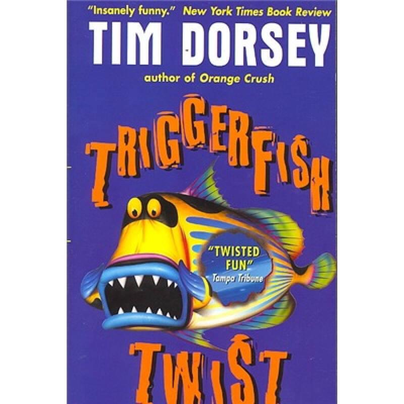 Triggerfish Twist  热带鱼的曲折生活