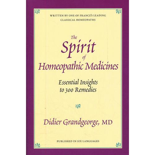 SPIRIT OF HOMEOPATHIC MED.