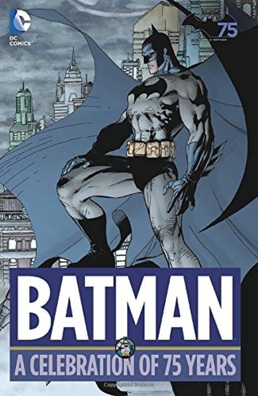 Batman: A Celebration of 75 Years 英文原版