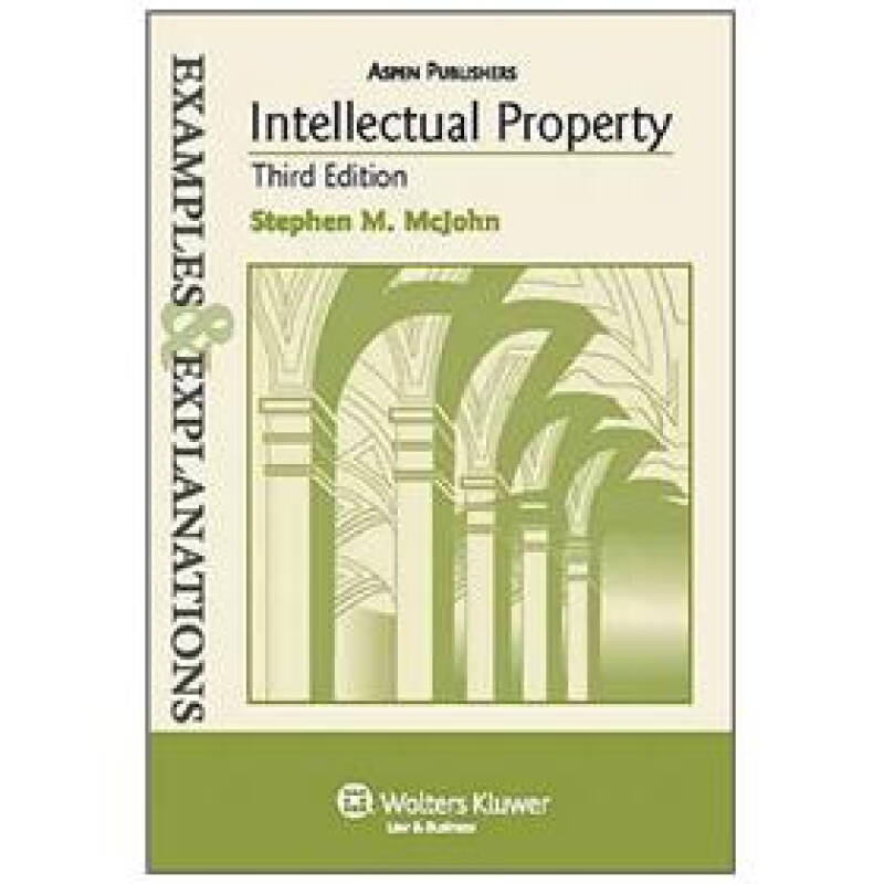 Intellectual Property: Examples & Explanations, Third Edition