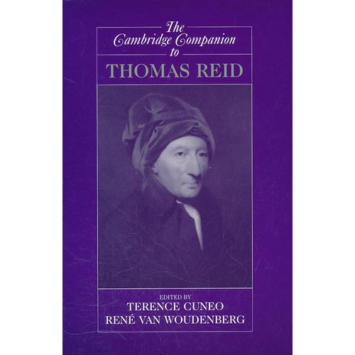 The Cambridge Companion to Thomas Reid